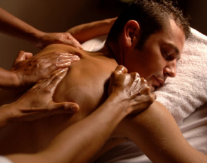 4 hands massage Singapore