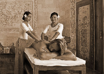 four hand massage Singapore